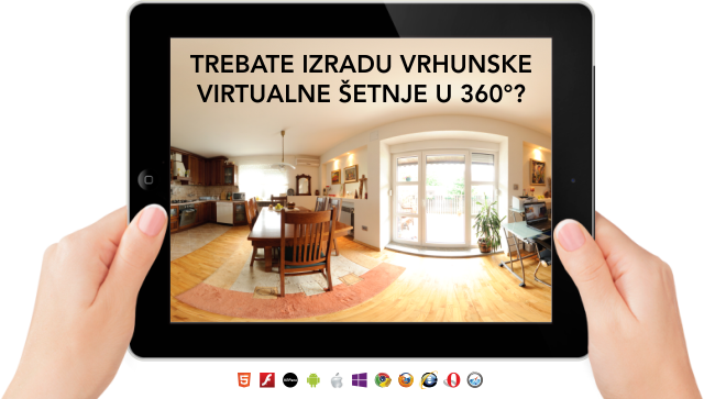 Virtualne šetnje i panorame