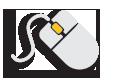 3. Koristeći scroll gumb možete približavati ili udaljavati.