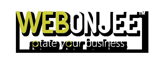WEBONJEE™ logo